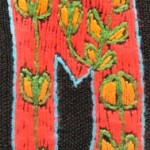 Fridge Magnet (small): M for Meilies