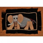 Greeting Card: The African Elephant