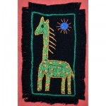 Greeting Card: The Funky Giraffe