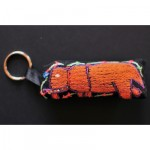 Keyring: The Red Elephant