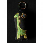 Keyring: The Funky Giraffe