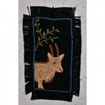 Greeting Card: The Decorated Nyala