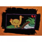 Greeting Card: Duck