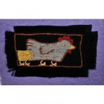 Greeting Card: Chicken and Chick