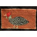 Mini Tapestry: Guineafowl