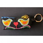 Keyring: Love Birds