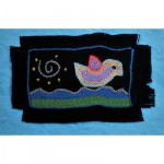 Greeting Card: Night Flight