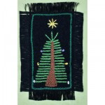 Greeting Card: Evergreen Christmas Pine