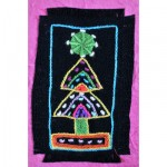 Greeting Card: African Christmas Tree, 1st Variant