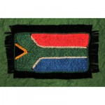 Greeting Card: South African Flag