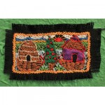 Greeting Card: Traditional Woven Hut