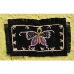 Greeting Card: Spotted Butterfly