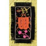 Greeting Card: Glowing Ladybug