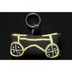 Keyring: Bicycle