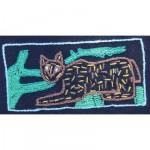 Mini Tapestry: Resting Leopard