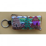 Keyring: Two Huts