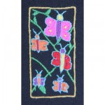 Mini Tapestry: Butterflies